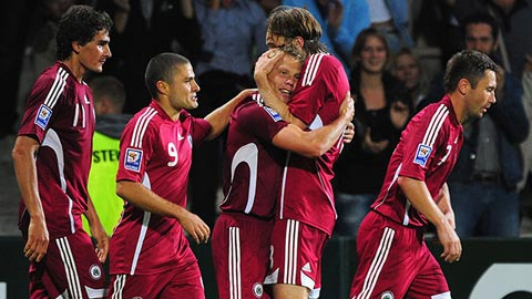 Nhận định Latvia vs Andorra 01h45 ngày 79 UEFA Nations League hình ảnh