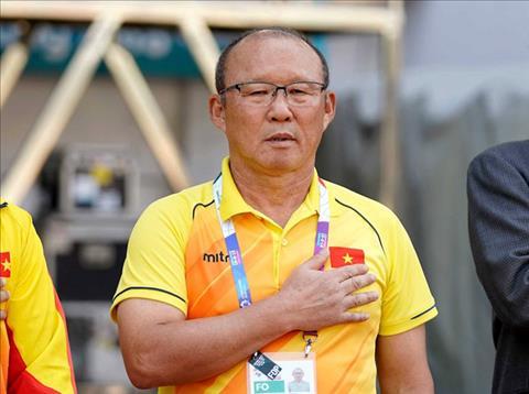 HLV Park Hang Seo ấn tượng với tình cảm của người hâm mộ Việt Nam hình ảnh