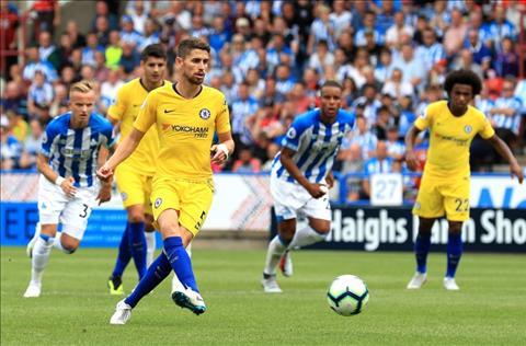 Jorginho choi rat hay tai Chelsea