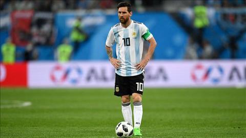 Messi không còn xuất sắc nhất thế giới Vì đâu nên nỗi hình ảnh