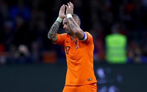Top 10 cầu thủ ra sân nhiều nhất cho ĐT Hà Lan hình ảnh