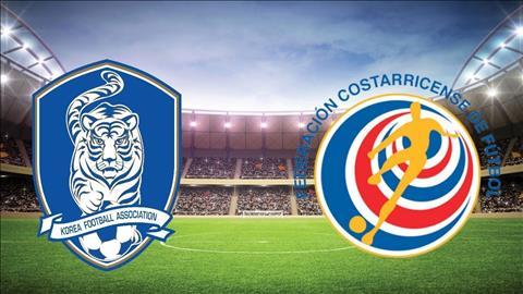 Nhận định Hàn Quốc vs Costa Rica 18h00 ngày 79 Giao hữu quốc tế hình ảnh
