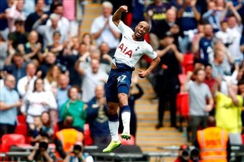 Lucas Moura hạnh phúc tại Tottenham sau khởi đầu hoàn hảo hình ảnh