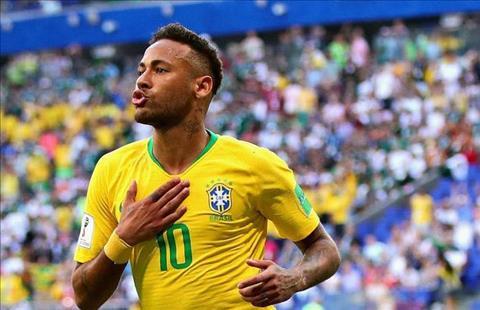 Neymar nói về vai trò đội trưởng Brazil hình ảnh