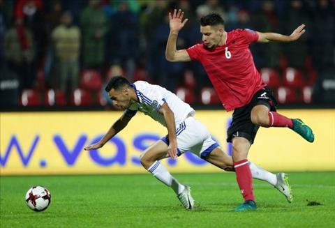 Nhận định Albania vs Israel 1h45 ngày 89 Nations League 201819 hình ảnh