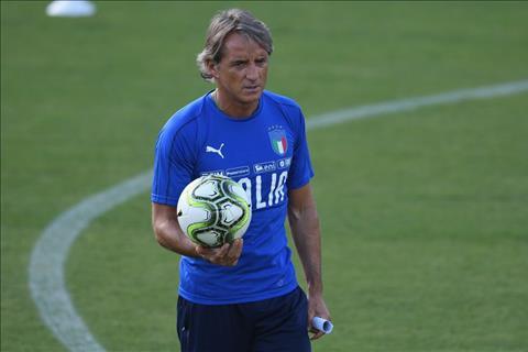 HLV Italia tiết lộ mục tiêu tại UEFA Nations League hình ảnh