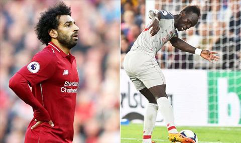 Mohamed Salah phát biểu về Sadio Mane hình ảnh