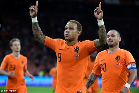 Kết quả tường thuật Hà Lan vs Peru trận đấu giao hữu quốc tế hình ảnh