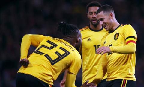 Clip bàn thắng Scotland vs Bỉ 0-4 Giao hữu quốc tế hình ảnh