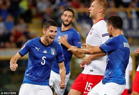 Italia 1-1 Ba Lan Azzurri thoát thua nhờ chấm 11m trong ngày mở màn UEFA Nations League hình ảnh 2