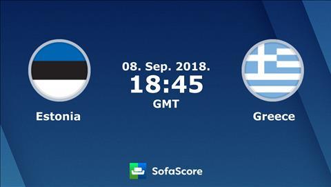 Nhận định Estonia vs Hy Lạp 01h45 ngày 99 UEFA Nations League hình ảnh