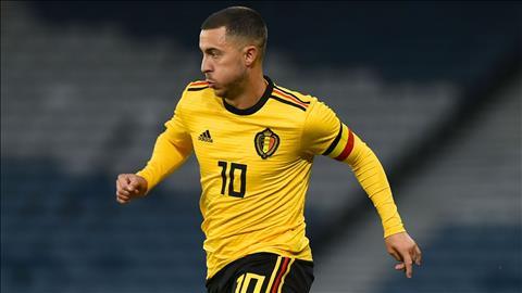 HLV Martinez khen ngợi Hazard sau màn vùi dập Scotland hình ảnh