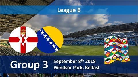 Nhận định Bắc Ireland vs Bosnia 20h ngày 89 UEFA Nations League hình ảnh