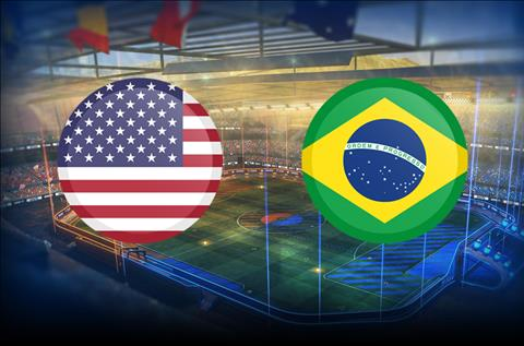 Trực tiếp Mỹ vs Brazil trận đấu giao hữu quốc tế ngày hôm nay 89 hình ảnh