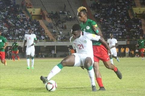 Madagascar vs Senegal