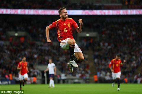 Anh 1-2 Tây Ban Nha Tiêu diệt Tam sư, HLV Enrique ra mắt thành công ở La Roja hình ảnh 2