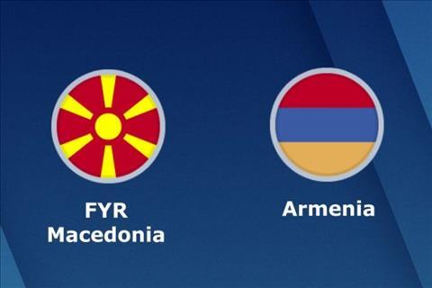 Nhận định Macedonia vs Armenia 23h00 ngày 99 UEFA Nations League hình ảnh