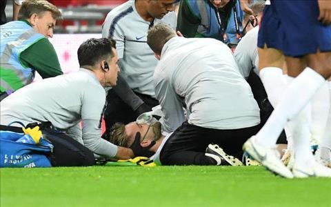 Mourinho nói về chấn thương của Luke Shaw hình ảnh