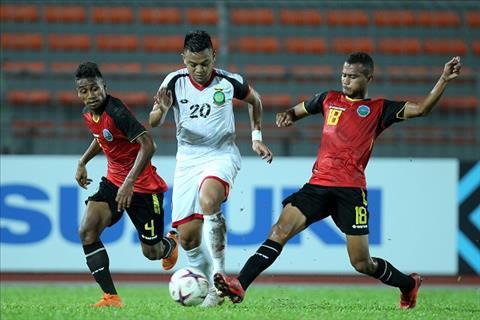 Đông Timor tham dự AFF Cup 2018 hình ảnh