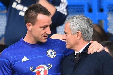 John Terry phát biểu về HLV Jose Mourinho hình ảnh