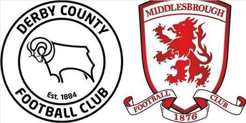 Derby County vs Middlesbrough 22h00 ngày 111 (Hạng nhất Anh) hình ảnh
