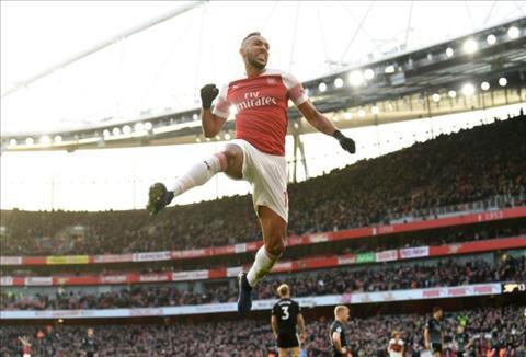 Điểm nhấn Arsenal vs Fulham vòng 21 Ngoại hạng Anh 201819 hình ảnh