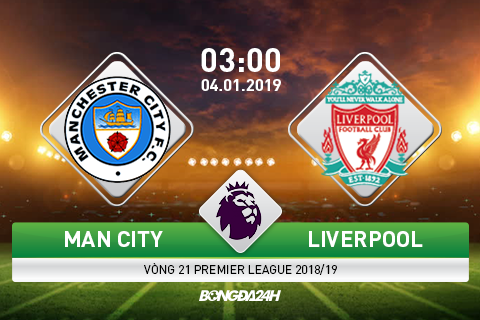 Preview Man City vs Liverpool