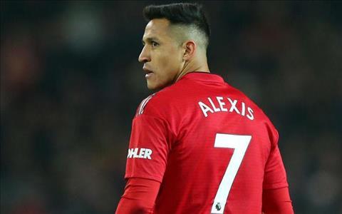Alexis Sanchez chuẩn bị trở lại thi đấu cho Man United hình ảnh