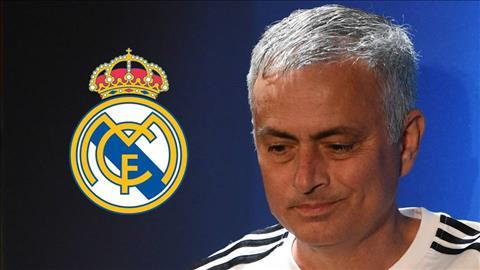 Real Madrid tai bo nhiem HLV Jose Mourinho