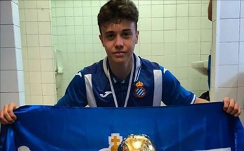 Man City sắp có sao trẻ Oscar Tarensi của Espanyol hình ảnh