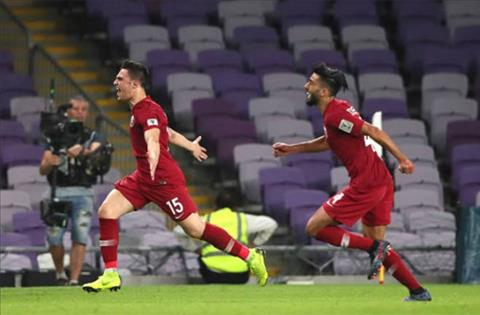 Video kết quả Qatar vs Lebanon 2-0 clip Asian Cup 2019 hôm na hình ảnh