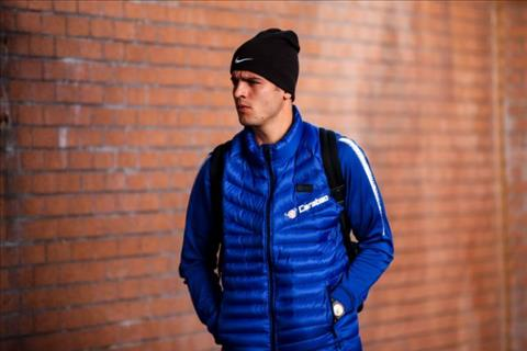 Alvaro Morata xác nhận sắp cập bến Atletico Madrid hình ảnh
