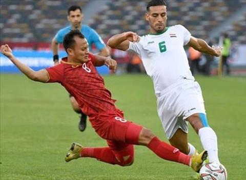 Tình hình nhân sự của ĐT Việt Nam 2 cầu thủ có nguy cơ treo giò hình ảnh