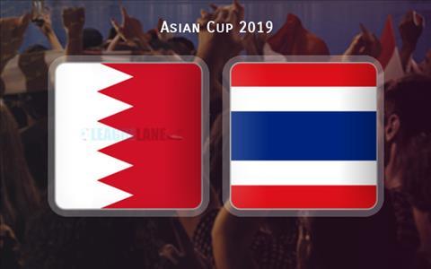 Bahrain vs Thái Lan 18h00 ngày 101 (Asian Cup 2019) hình ảnh