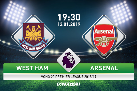 Preview West Ham vs Arsenal