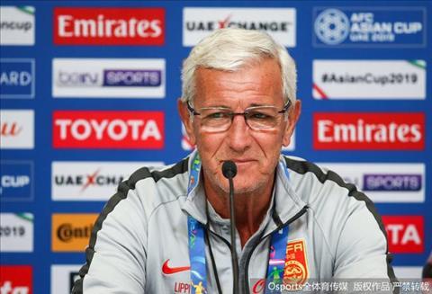HLV Lippi Trung Quốc giờ chắng ngán đối thủ nào tại Asian Cup hình ảnh