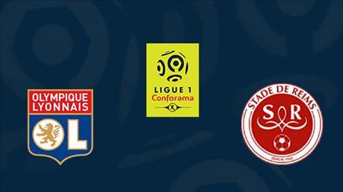 Lyon vs Reims 2h45 ngày 143 Ligue 1 201920 hình ảnh