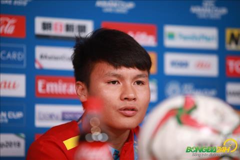 Quang Hải chia sẻ trước trận gặp Iran hình ảnh