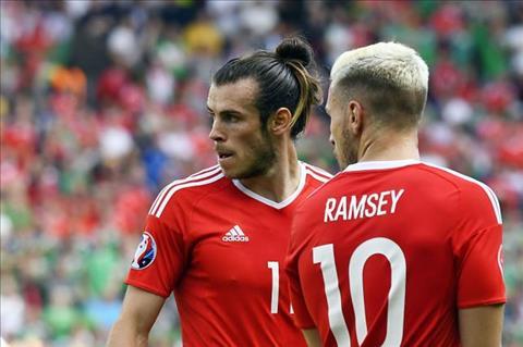 Phũ phàng với Gareth Bale, Aaron Ramsey từ chối Real Madrid hình ảnh