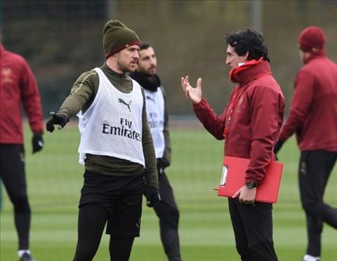 8Live đưa tin Tiết lộ lý do khiến Ramsey quyết tâm rời Arsenal