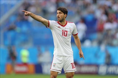 Tiền đạo ĐT Iran coi trận gặp Việt Nam là trận chung kết hình ảnh