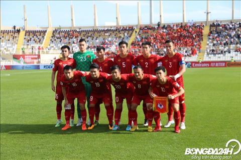 Kết quả Việt Nam vs Iran bảng D Asian Cup 2019 mới nhất hôm nay hình ảnh