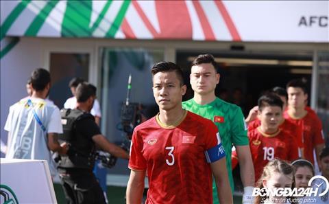 Quế Ngọc Hải phát biểu sau trận Việt Nam 0-2 Iran hình ảnh