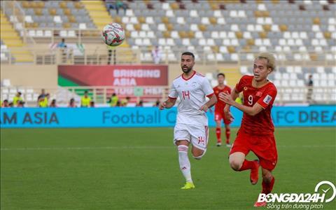 Viet Nam 0-2 Iran Van Toan