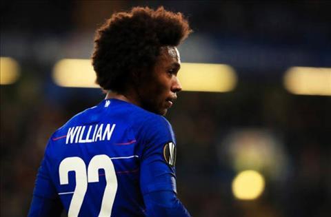 Chi 45 triệu bảng, PSG muốn mua Willian của Chelsea hình ảnh
