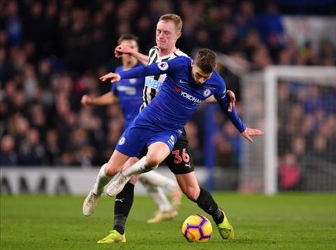 Đồng đội phản pháo chỉ trích vào tiền vệ Jorginho của Chelsea hình ảnh