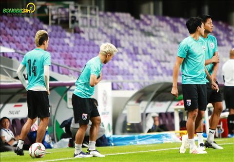 Tran dau giua UAE vs Thai Lan se dien ra vao 23h00 ngay 14/1.