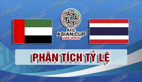 UAE vs Thái Lan 23h00 ngày 141 (Asian Cup 2019) hình ảnh