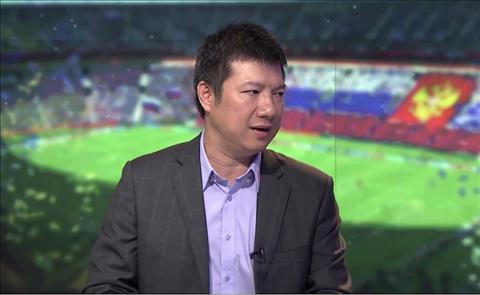 BLV Quang Huy hết lời khen ngợi thầy Park sau trận thắng Thái Lan hình ảnh