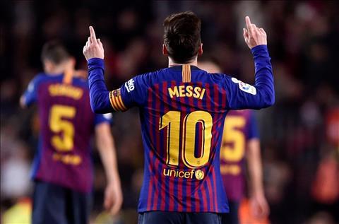Messi an mung ban thang